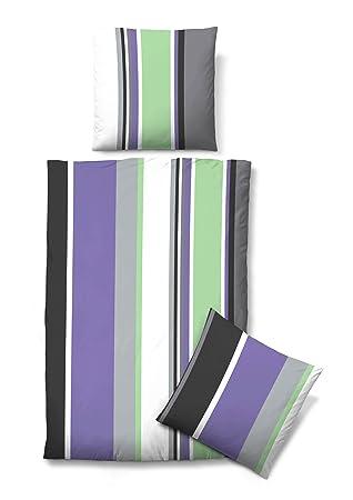 Samtig Weiche Microfaser Satin Bettwäsche Von Castell Material