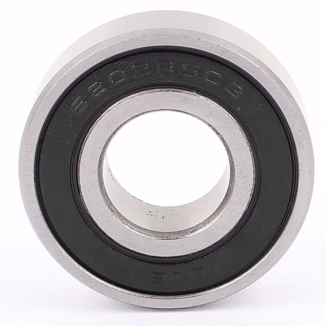 eDealMax 6202RSC3 Profundo del surco cojinete de Bolas 10 piezas de repuesto Para el Deporte Patinaje de rodillo-: Amazon.com: Industrial & Scientific