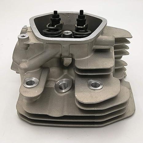 Cancanle Zylinderkopf Passend Für Honda Gx340 Gx390 11ps 13ps Motor Baumarkt