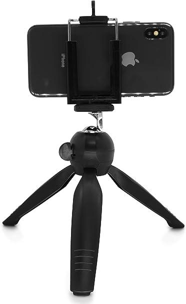 Mygadget Kamera Smartphone Mini Stativ Tripod Mit Elektronik