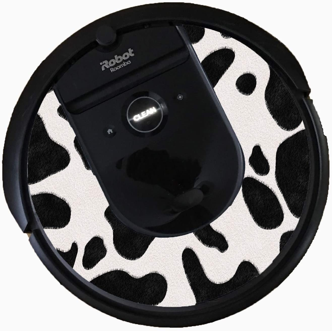 Bling for Roomba i7 Vacuums (Cowhide)