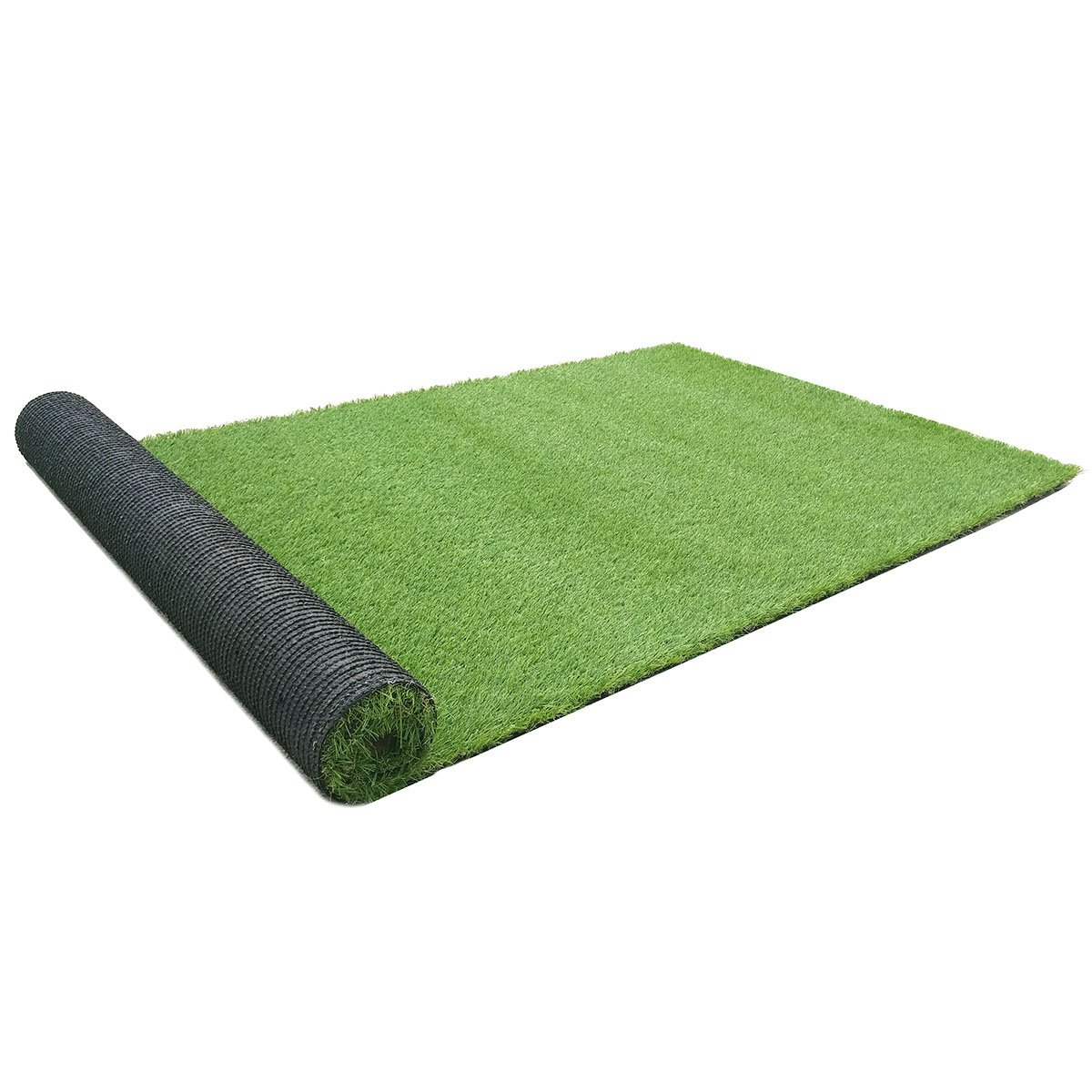 RURALITY Artificial Grass Turf Fake Grass for Patio,Yard and Balcony Decoration (6 Ft X 9 Ft)