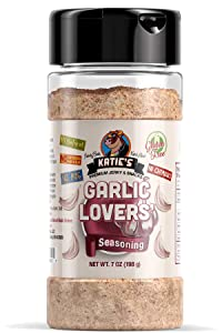 Katie's Garlic Lovers' Seasoning, 7 oz, No MSG added