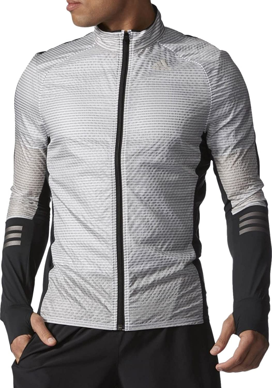 adidas Adizero Climaproof Mens Running Jacket