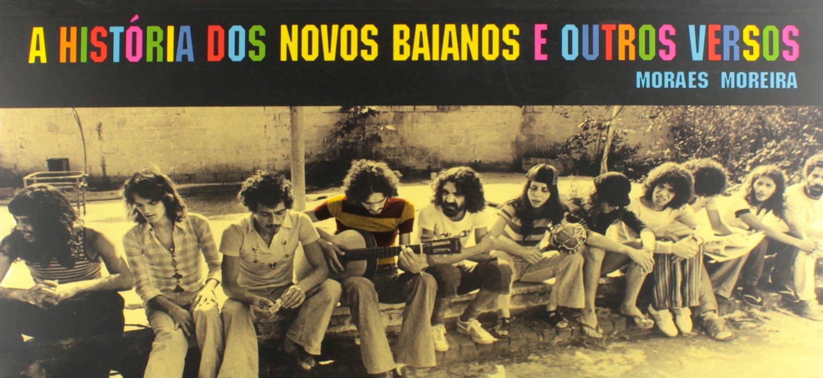 A Historia Dos Novos Baianos (+ Audio Book) | Amazon.com.br