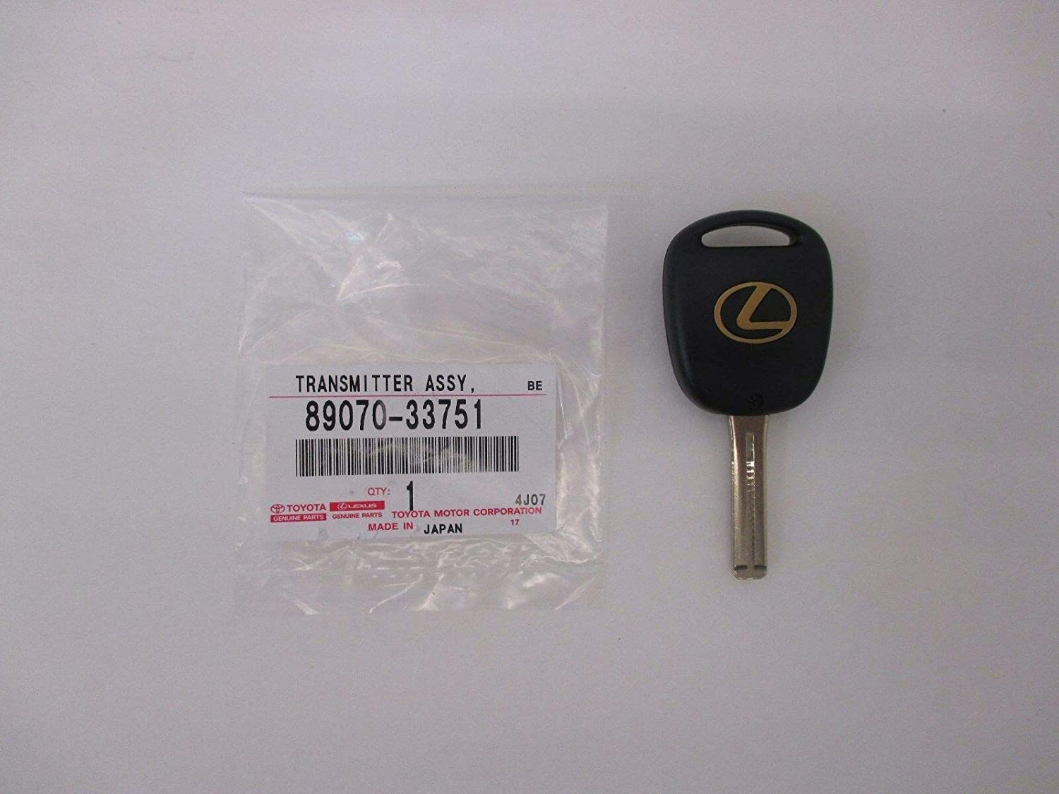 Billion/_Store OEM Factory Master Key with Remote 2004-2006 ES330