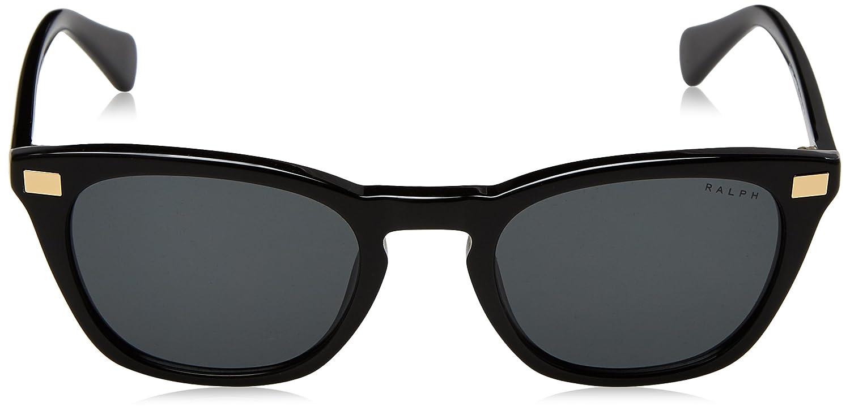 Gafas y mujeres 51 Ropa 0ra5236 sol Ralph de Solid para Blackgrey 137787 es Amazon accesorios grOqfgx