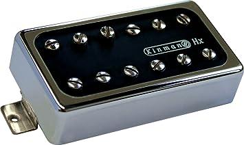 kinman cdhb Clean Skin pastilla Humbucker, Micro guitarra eléctrica: Amazon.es: Instrumentos musicales