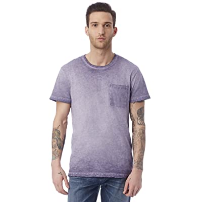 Alternative Cotton Jersey Element Wash Pocket Tee: Clothing