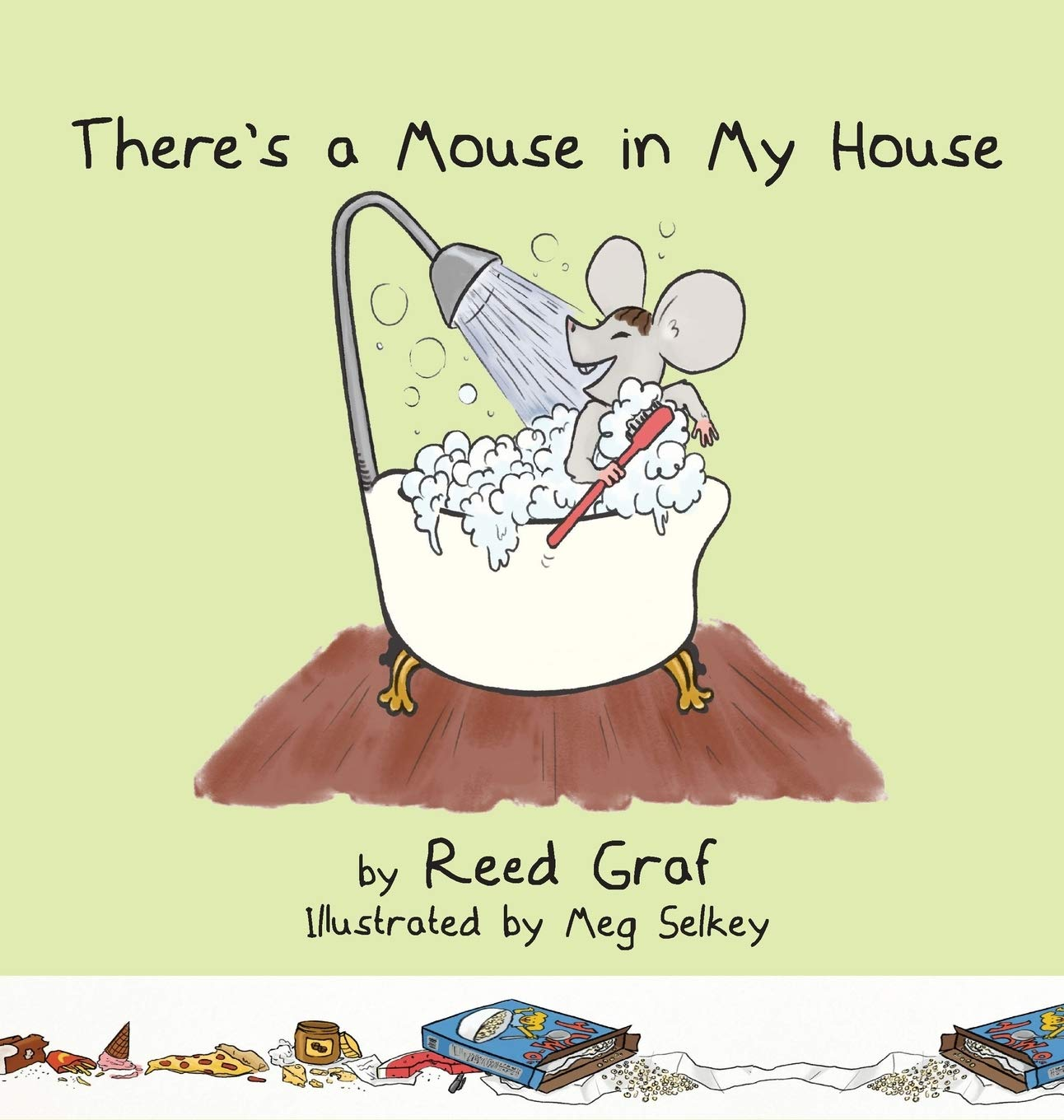 There S A Mouse In My House Reed Graf Margaret Selkey