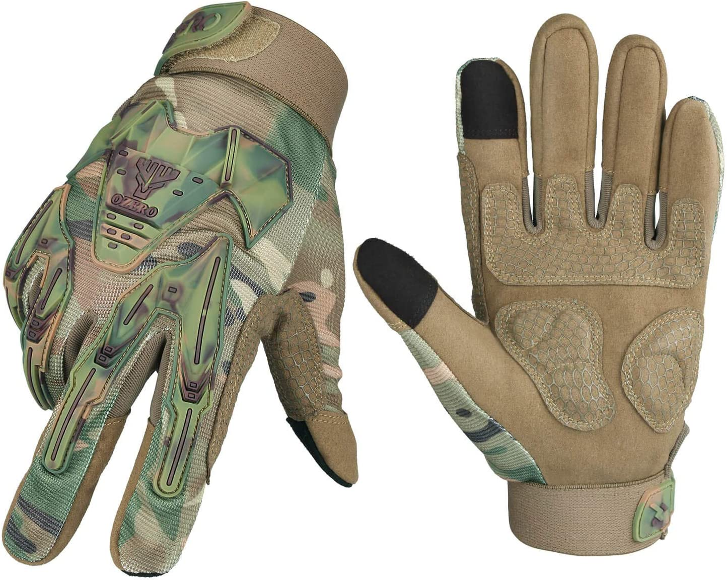 Select Size IronClad EXOT-RTP Tactical Realtree Pro Gloves