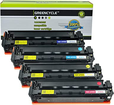 3PK Color CF401A CF402A CF403A 201A Toner Set For HP Laserjet M252n M277n M277dw