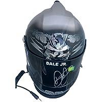 $2571 » Dale Earnhardt Jr 2016 (Batman) Signed Full Size Helmet - JSA Certified - Autographed NASCAR Helmets