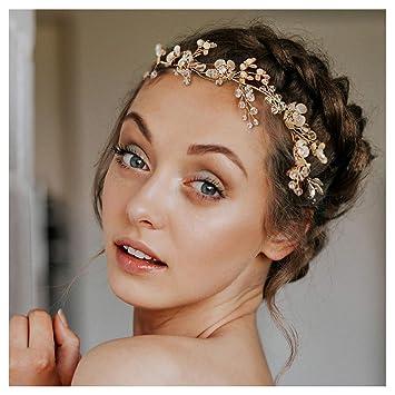 Wedding Headband Wedding headpiece headband Rhinestone Headband