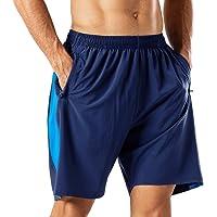 Pantalones cortos de deporte para hombre de secado