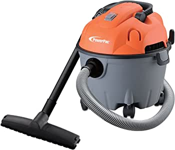 POWERPAC PPV1500 Wet & Dry Vacuum Cleaner 1200 Watts with 3 Stage Filtration