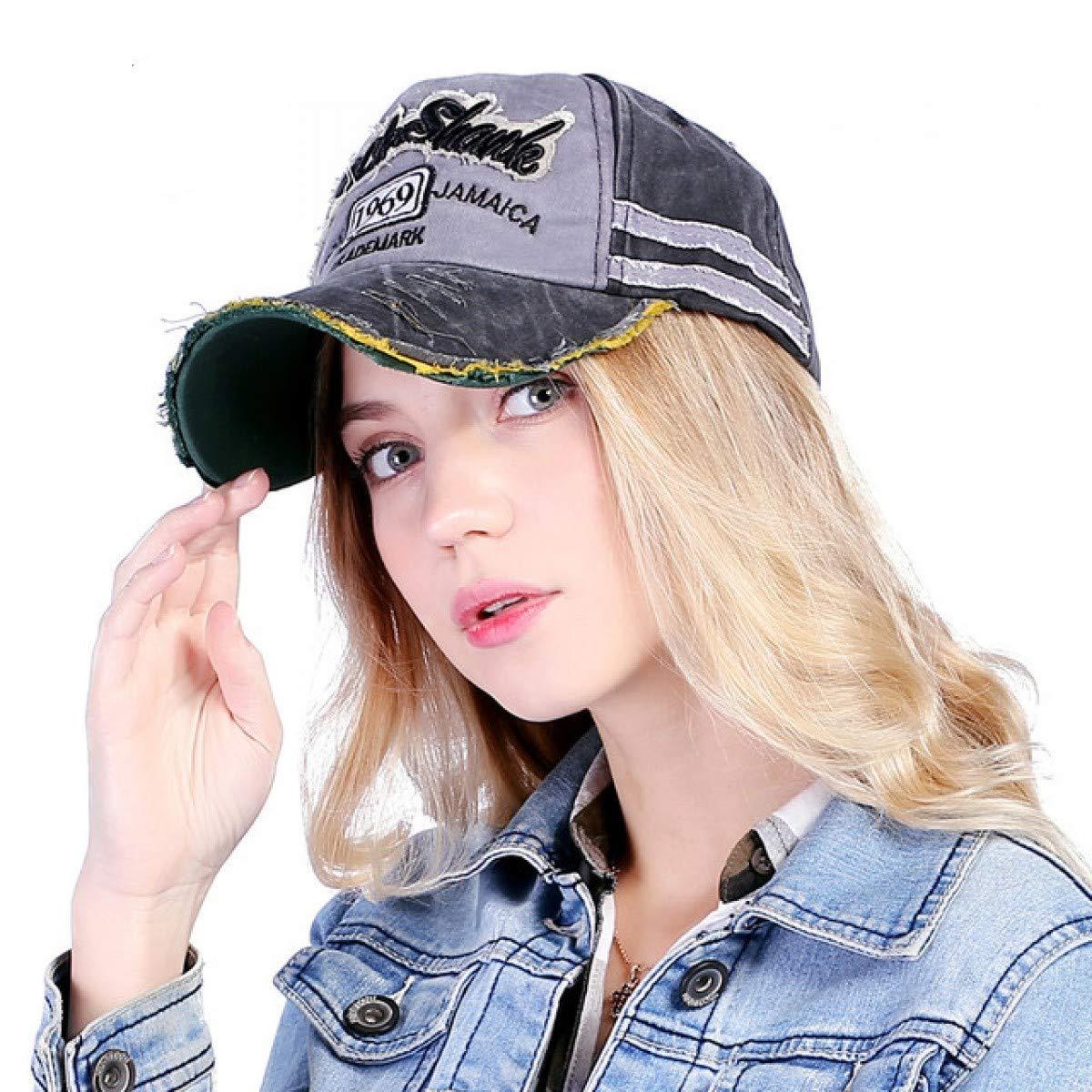 Cap for Men and Women Gorras Snapback Caps Baseball Caps Cap dad hat B Gray at Amazon Mens Clothing store: