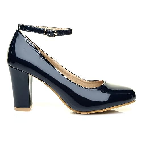 Material Zara Vestir Mujer De Sintético Para Shuwish Zapatos Uk Y7ybf6g