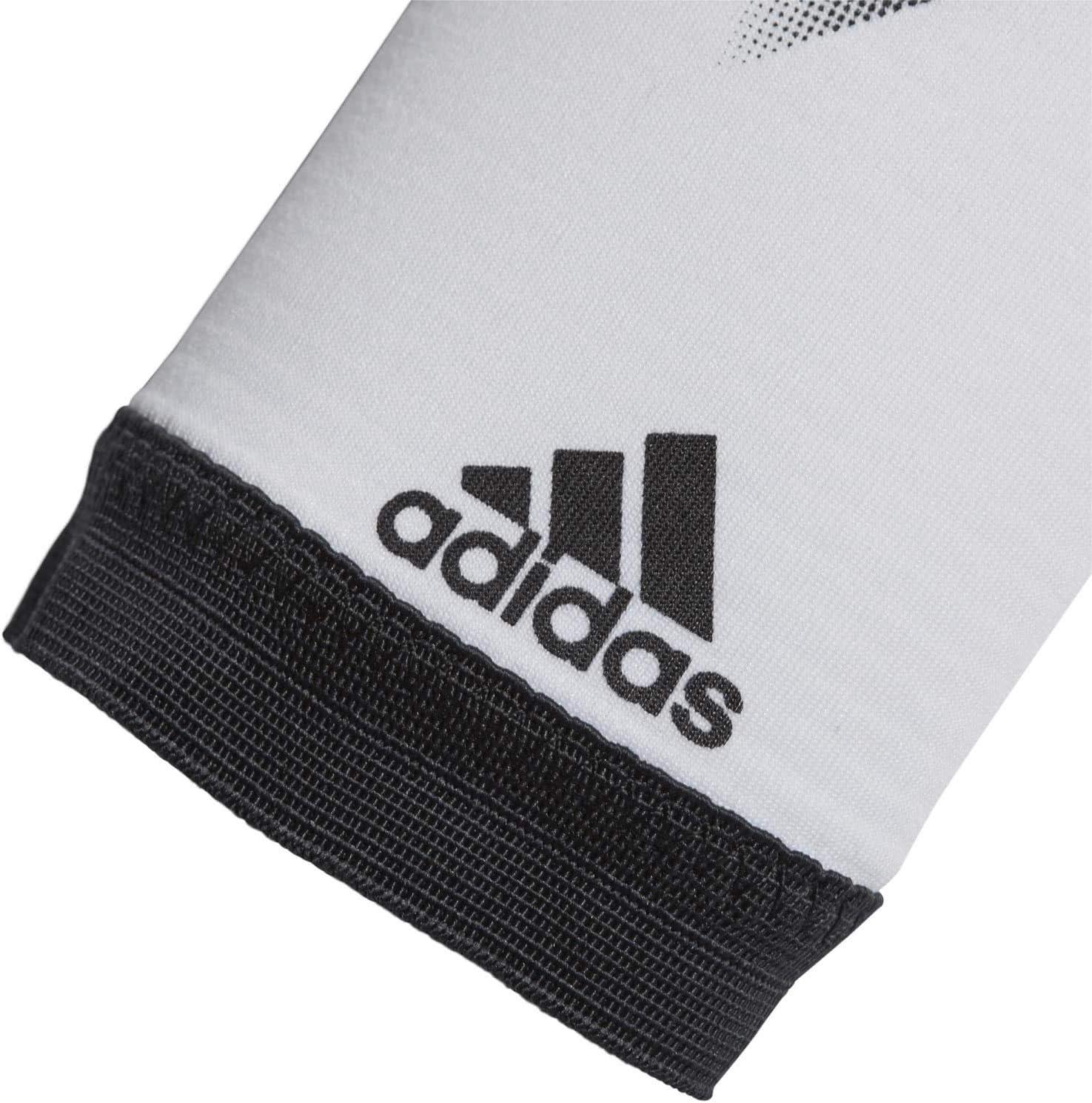 Bianco//Nero adidas X GL TRN Guanti da Portiere per Adulti Multicolore Unisex