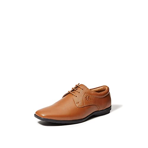 EXT141 Leather Formal Shoes at Amazon