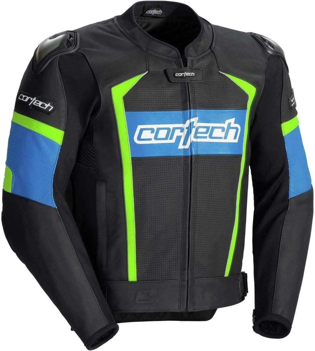 Cortech Adrenaline Sports Bike Racing Motorcycle Jacket