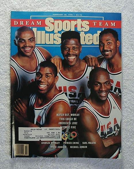 a4ba04ae4965a6 The Dream Team - Michael Jordan