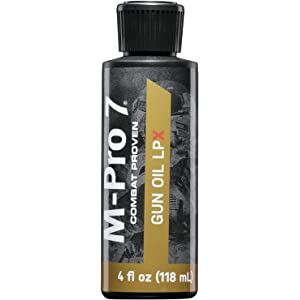 Prom Hoppe's M-Pro 7 LPX Gun Oil, 4 Ounce Bottle