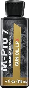 Prom Hoppe's M-Pro 7 LPX Gun Oil, 4 Ounce Bottle