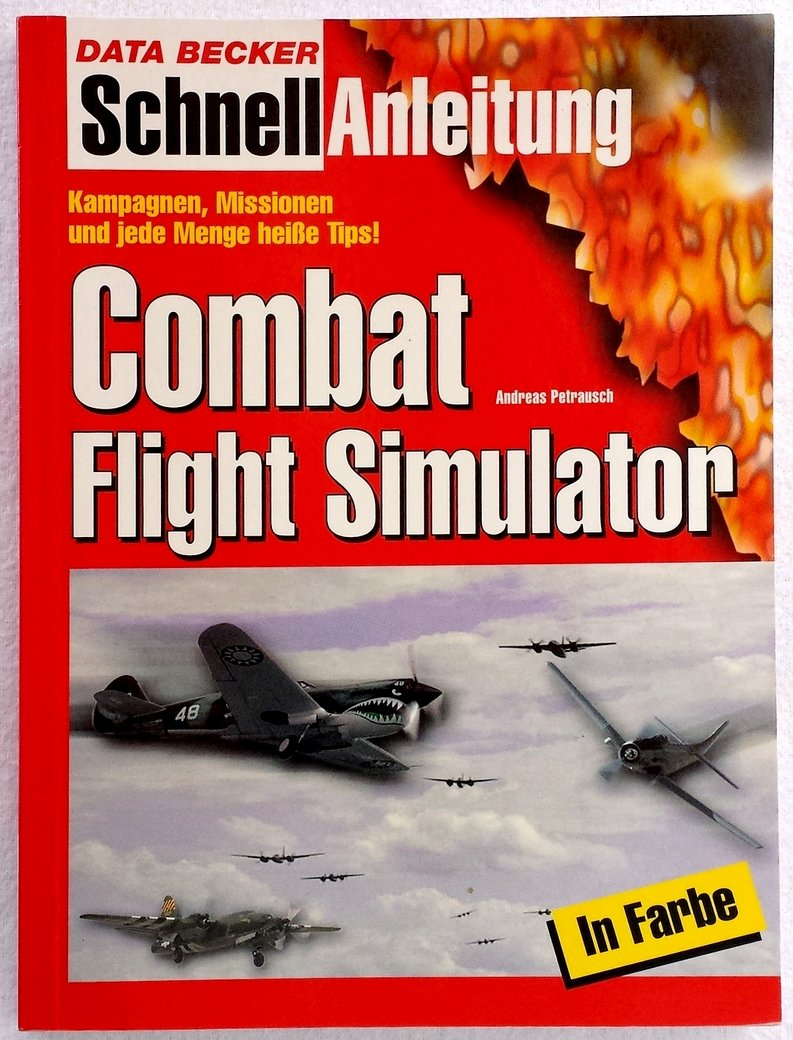 Combat Flight Simulator. Schnellanleitung