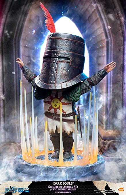 Buy Cheap New Arrival Game Anime From Software Dark Souls Amiibo Sun Warrior Praise The Sun Figure Model Toys Back To Search Resultstoys & Hobbies