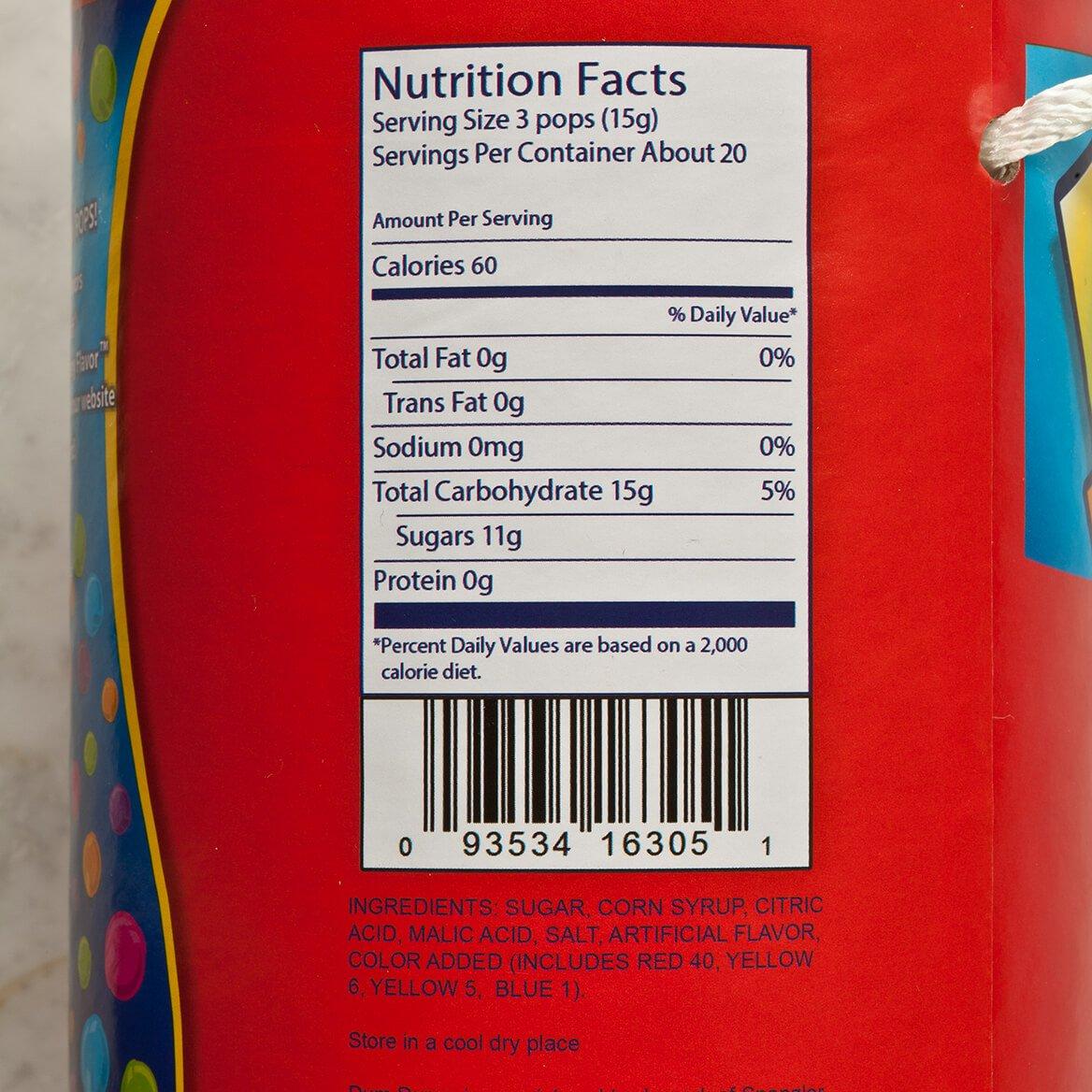 Dum Dums Lollipops Novelty Mega Paint dumdums AMERICAN CANDY - TLCC dum-dums by Miles Kimball (Image #4)