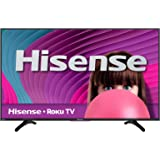 Hisense 48H4C 48-Inch 1080p Roku Smart LED TV (2016 Model)