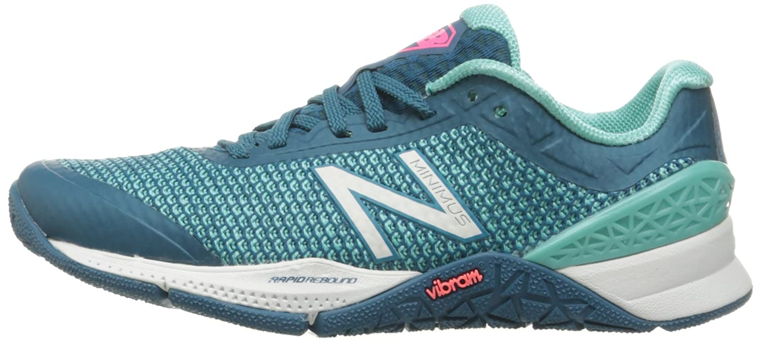 New Balance Women's 9.5 WX40V1 Cross Trainers B01CQVUOJ2 9.5 Women's B(M) US|Green 048694