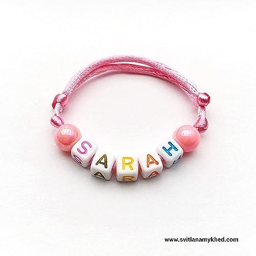Bracelet Avec Prénom Sarah Réversible Personnalisable Homme