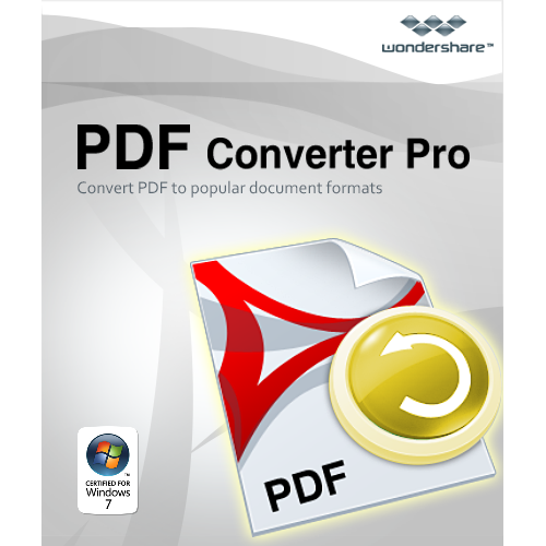 Convert Pdf Files - Wondershare  PDF Converter Pro-Convert and create high quality PDF files [Download]