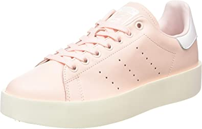 adidas Originals Womens Stan Smith Bold Platform Trainers Pink