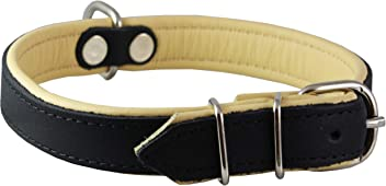 /Bulldog Boxer Echt Leder Hundekorb Maulkorb # 108/braun/ circusmference 33/cm Schnauze L/änge 6,3/cm