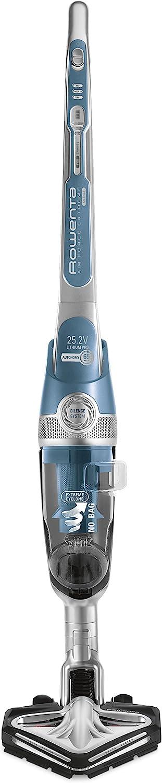 Rowenta Air Force Extreme Silence RH8971WO - Aspirador sin cable, sin bolsa, 25.2 V, autonomía hasta 65 min, batería ion litio, cabezal delta LED, cepillo motorizado, 3 velocidades, fácil almacenar: 159.79: Amazon.es: Hogar