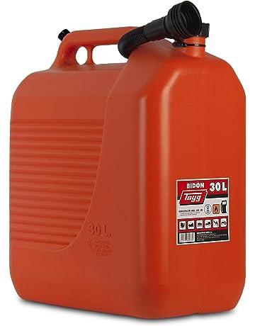 Tayg - Bidon plastico carburante 30 L. canula