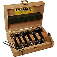FAMAG 1624.505 Bormax Broca Madera WS-Set 5 pzs.