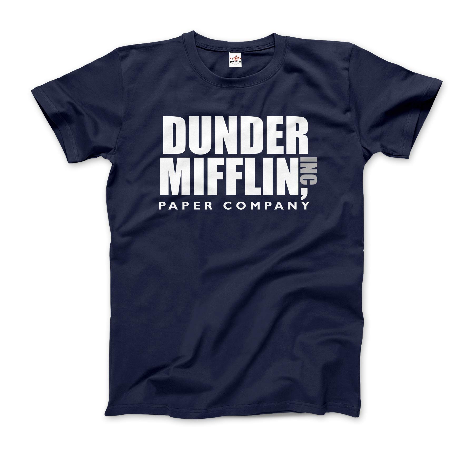 Dunder Mifflin Paper Company Inc From The Office Short Shirts
