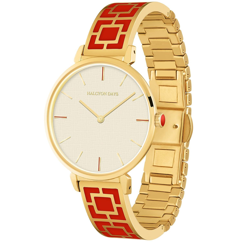 [ハルシオンデイズ]HALCYON DAYS 腕時計 レディース Maya HD4012 [正規輸入品] B06Y1HBLRW