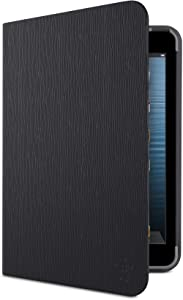 Belkin FormFit Textured Cover/Case for iPad Mini 3, iPad Mini 2 with Retina Display and iPad Mini (Blacktop)