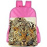 7f61d744e794 XIKEWL Cute Animal Kids Backpack Prairie Cheetah Funny School Book Bags  Mini Backpack For Girls Boys