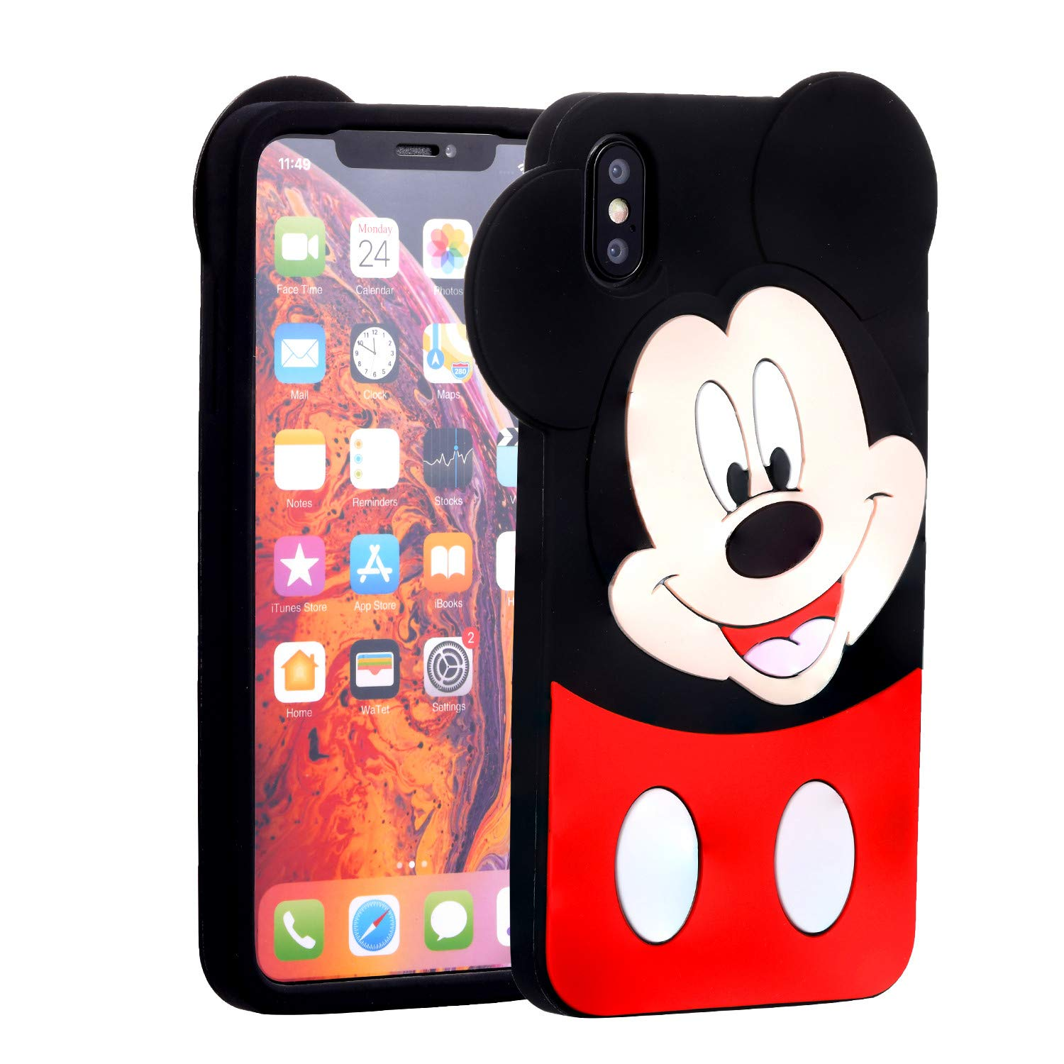 Case for iPhone XR 6 1