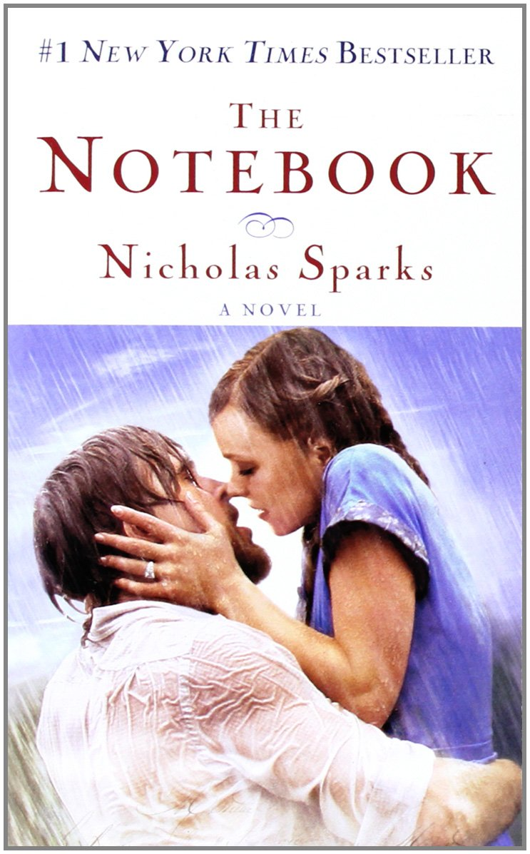 the notebook nicholas sparks 0070993007508 com books