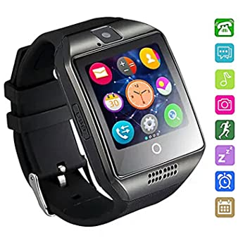 Bluetooth Reloj Inteligente Impermeable, AxCella SmartWatch ...