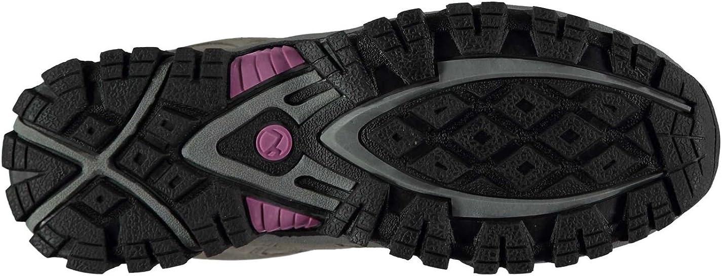 Gelert Chaussures de Randonnée Montantes pour Femme Charbon