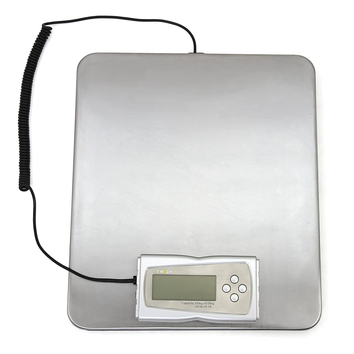 41cm x 36cm Stainless Steel T-Mech Digital Letter /& Parcel Postal Weighing Scales