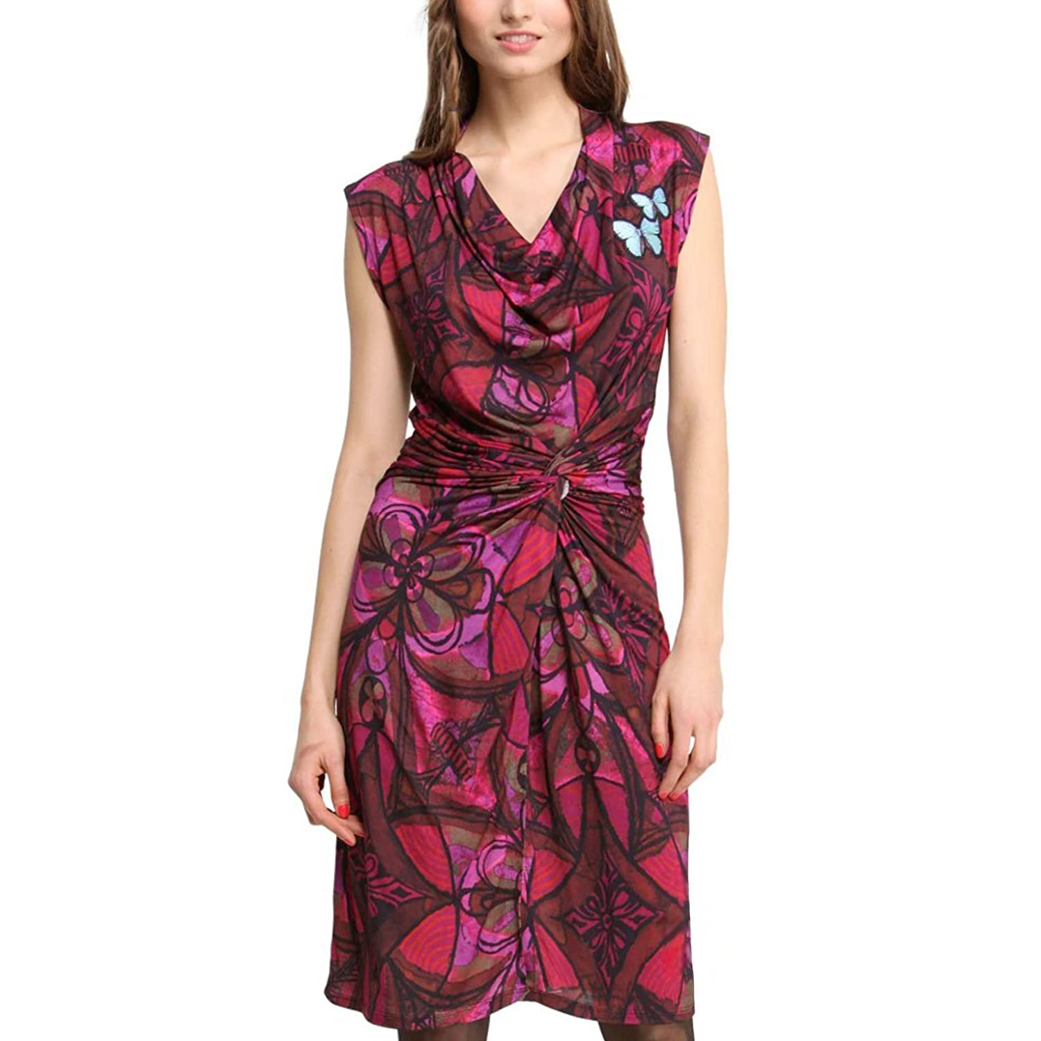Desigual Women's A-Line Dress Medium